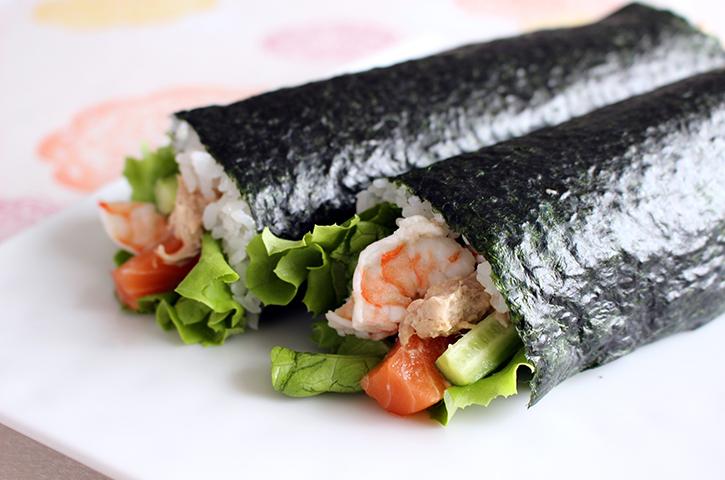 巻き レシピ サラダ