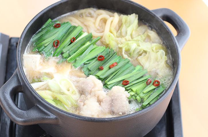 レシピ もつ 味噌 鍋
